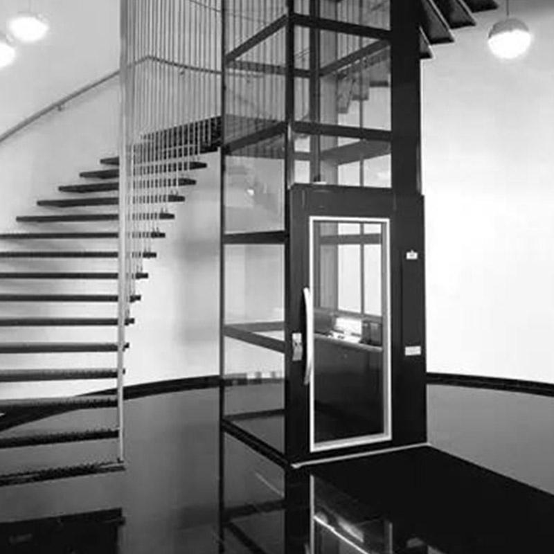 别墅液压电梯